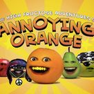 The High Fructose Adventures of Annoying Orange logo card - The High Fructose Adventures of Annoying Orange - Wikipedia