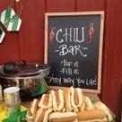 Chili Bar Party