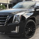 Giants' Ex Player Kung Fu Panda Goes Custom with His 2015 Cadillac Escalade