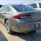 2018 19 BUICK REGAL SPORTBACK, COMPLETE LEFT REAR TAIL LIGHT ASSEMBLY ACDelcoGMOriginalEquipment