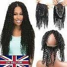 THICK Women 100 Remy Human Hair Topper Silk Mono Toupee Clip In Hairpiece Bangs    eBay