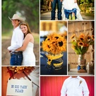 Western Theme Weddings