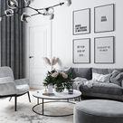 Heimlich® Premium Poster Set Feel Good Wallart for your Home Decor & Inspiration