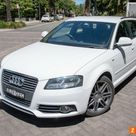 Car for Sale 2009 Audi A3 TDI Ambition S Line Auto   White   109km   Great Condition