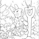 Kids-n-Fun | 29 coloring pages of Peter Rabbit
