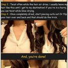 15 Tutorials For Curls Without Heat
