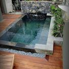 Gorgeous Small Backyard Pool Design Ideas For Great Pleasure Inspiration