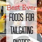 Tailgate Food