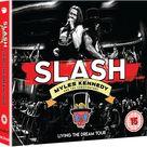 Myles Kennedy, The Conspirators, Slash - Living Dream Tour (2cd+blu-ray) (cd + Blu-ray Disc)