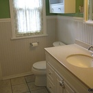 Bead Board Bathroom