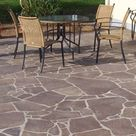 Terrassenplatten verlegen ▷ Schritt für Schritt Anleitung