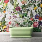 Bathroom Colors, Accents Define Modern Interior Design Trends 2019