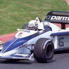 1983 Ricardo Patrese Brabham BMW Turbo BT52