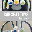 Toddler Car Seat Covers