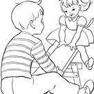 Free Kids Coloring page to Print 026