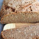 Für einen gesunden Start in die neue Woche: Roggen-Vollkorn-Brot - Schokohimmel