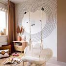 DIY hangstoel voor de kinderkamer - Tanja van Hoogdalem