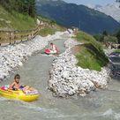 Badesee Badesee Bichlbach - Sport- und Freizeitpark - Naturbadesee - See - Baden - Schwimmen