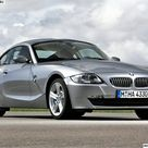 BMW Z4 COUPE KUPE GERMANY 2006 YEAR.