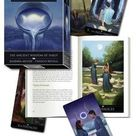 Silver Witchcraft Tarot Kit by Franco Rivolli and Barbara Moore (2014, Cards,Flash Cards) for sale online   eBay