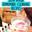 15 never before seen amish homemade cleaning recipes