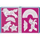 Haba Kreativ Kids - Einhörner Ausmalen und dekorieren