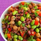 Three Bean Salads
