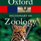 Oxford Dictionary of Zoology (Oxford Quick Reference)