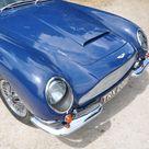 1966 Aston Martin DB6 Sports Saloon  Chassis no. DB6/2712/R Engine no. 400/2711