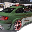 The 570 hp AC Schnitzer ACL2 Concept tries to one up the M2