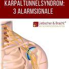 Karpaltunnelsyndrom: 3 Alarmsignale! #entgiften-tipps