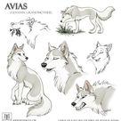 Sketches Avias by TaniDaReal on DeviantArt