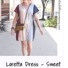 Loretta Dress – Sweet T's Clothing Company