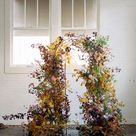 21 Arbors Perfect For The Autumn Obsessed Bride