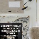 A DRAMATIC HOME MAKEOVER IN SCARSDALE, NY BY WINTER MCDERMOTT DESIGN