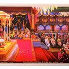 Shivaji Maharaj Raj Abhishek Painting Print Poster Without   Etsy