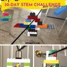 DIY Lego Zip Line Activity