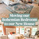 Moving our Bohemian Bedroom to our New House