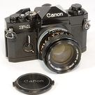 Canon F-1n - Antique and Vintage Cameras