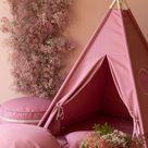 Blush Pink Teepee Set