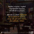 Propisi Za Zagrebacke Kavane Zagreb Facts