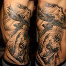 Angel Tattoos For Men