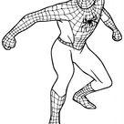 Spiderman Ausmalbilder! Drucken Sie Marvel Hero - Ausmalbilder Für Kinder Lernen