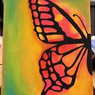 Butterfly Canvas