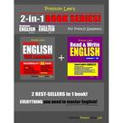 Preston Lee's English for French Speakers Preston Lee's 2 in 1 Book Series Beginner English 100 Lessons & Read & Write English Lesson 1   20 For French Speakers Paperback