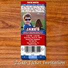Baseball Party Invitations