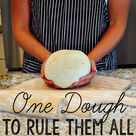 Bread Dough Recipe