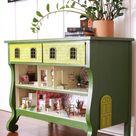 How to Turn a Dresser Into a Custom Dollhouse
