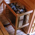 How to Build a Finnish Sauna: cedar, kits, heaters, building materials, tools, and health benefits