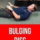 How to Relieve a Lower Back Bulging Disc in 30 SECONDS